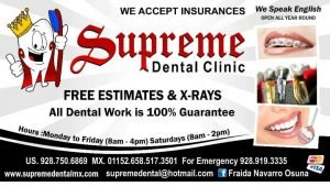 supreme dental clinic