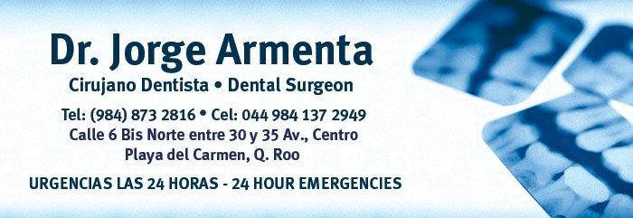 Playa Dentist - Dr. Jorge Armenta