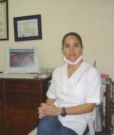 Dra Cristina Campos