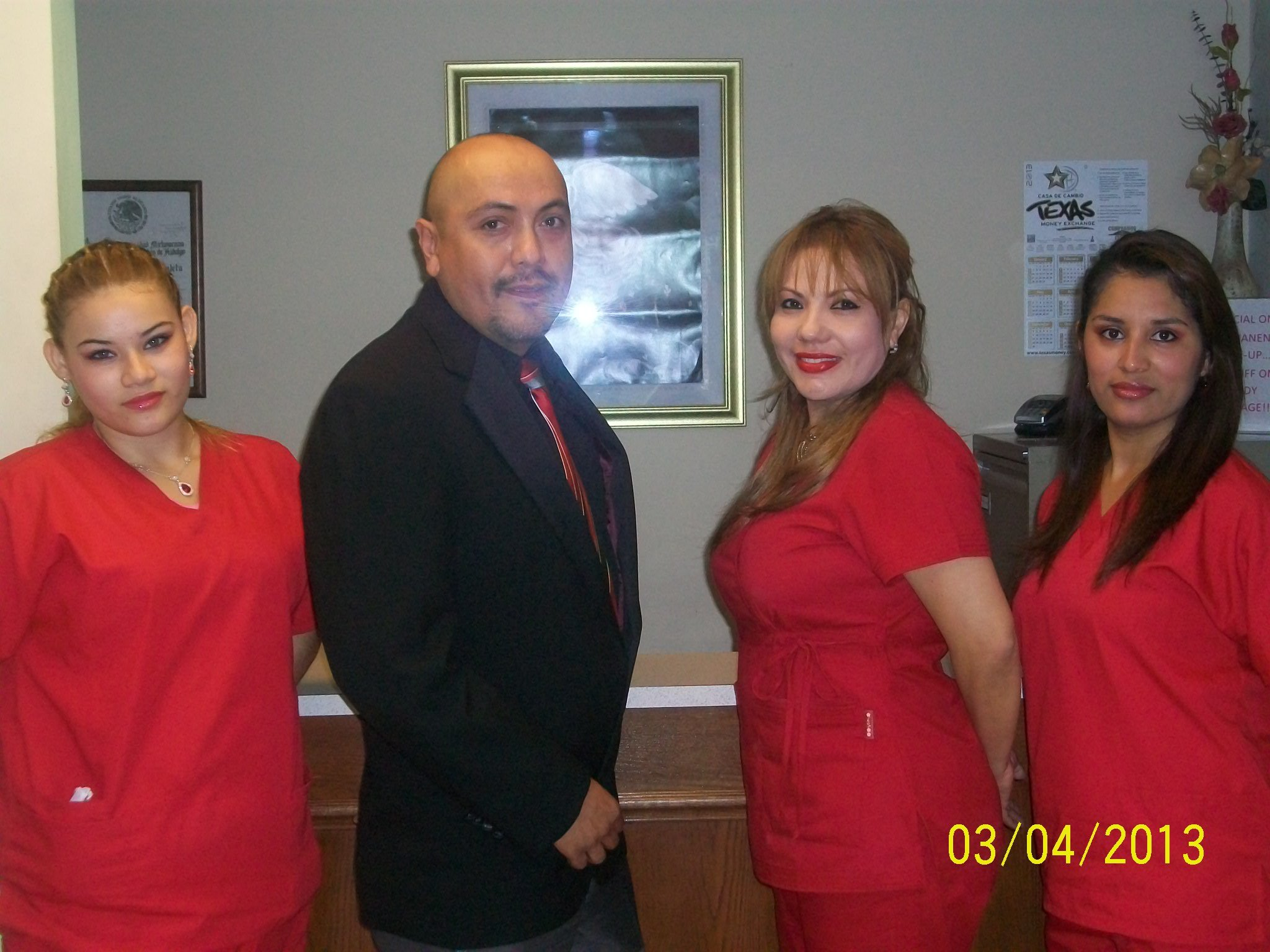 dental clinic team