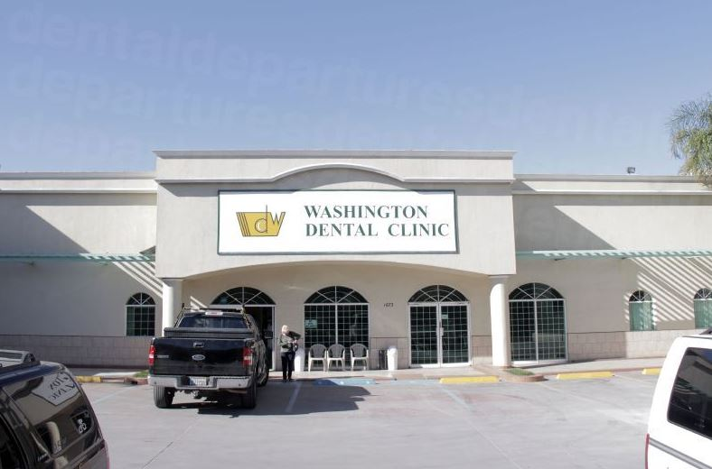 Washington Dental Clinic Dental Tourism Tijuana Mexico