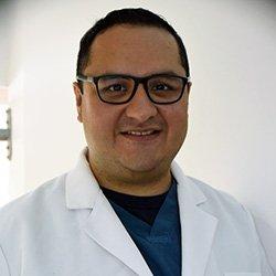 Dr. Oscar Calvillo