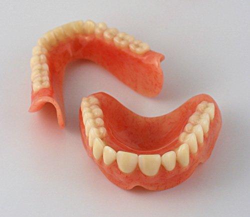 Acrilyc dentures