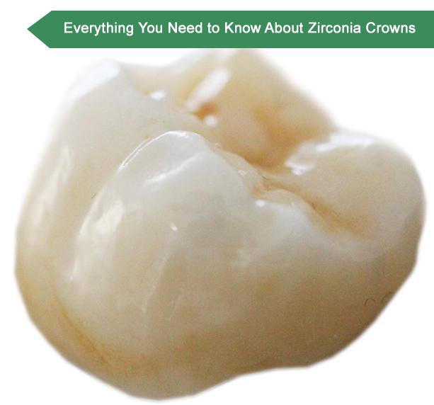 zirconia crown