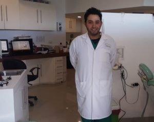 Dr Luis Gonzalez